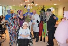 Fasching im Senioren- und Pflegeheim Buchloe