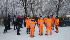 Erster Heckenpflegetag in Oberostendorf