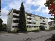 Das neue Büro des Landschaftspflegeverbandes erreicht man über die Rückseite dieses Gebäudes. Foto: Landschaftspflegeverband Ostallgäu